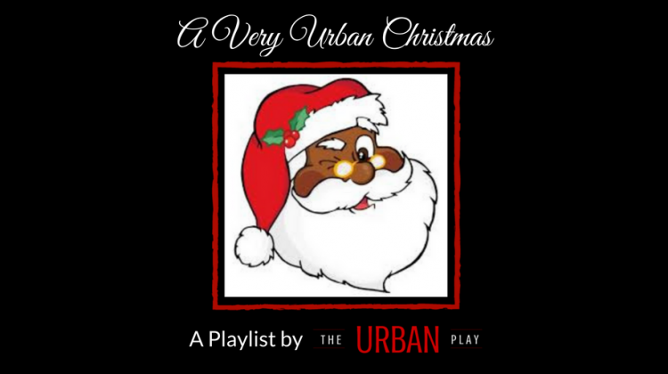 urban Christmas playlist