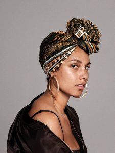 melanin alicia keys